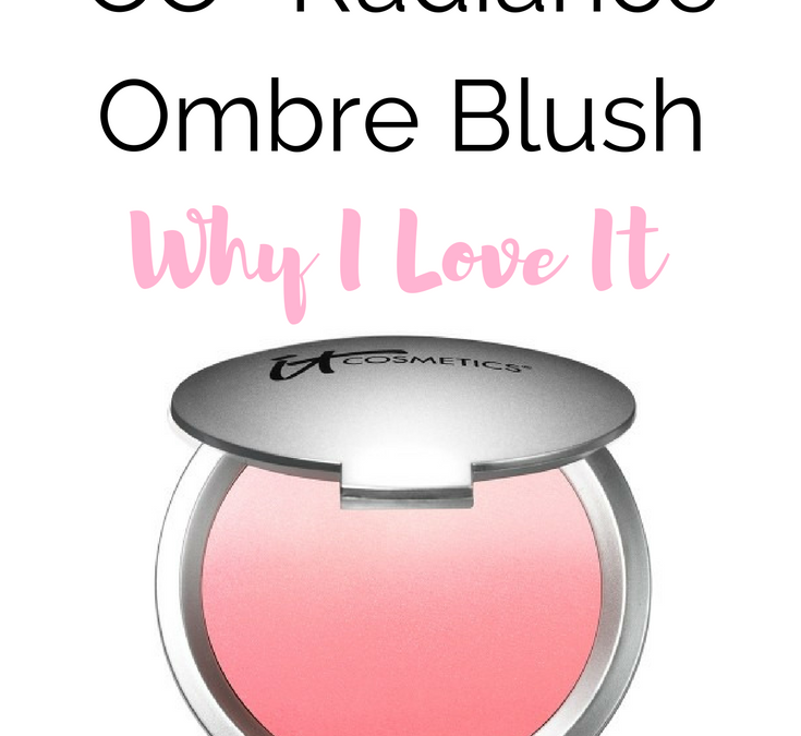 CC+ Radiance Ombre Blush Review from It Cosmetics