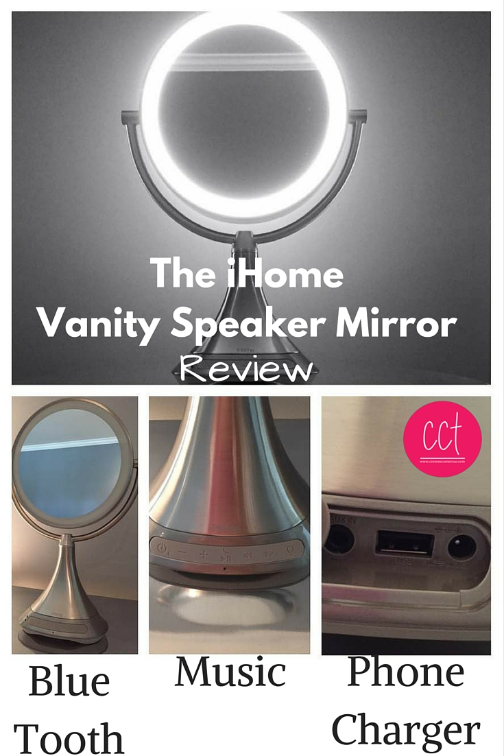 Ihome Vanity Speaker Mirror Review