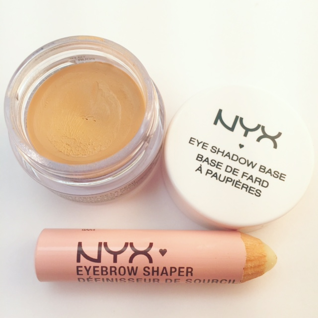 Quick & Easy Eyelift 2 Favorites From NYX
