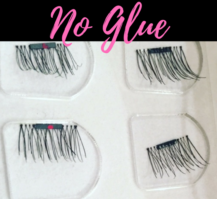 One Two Cosmetics Magnetic Eye Lashes Review