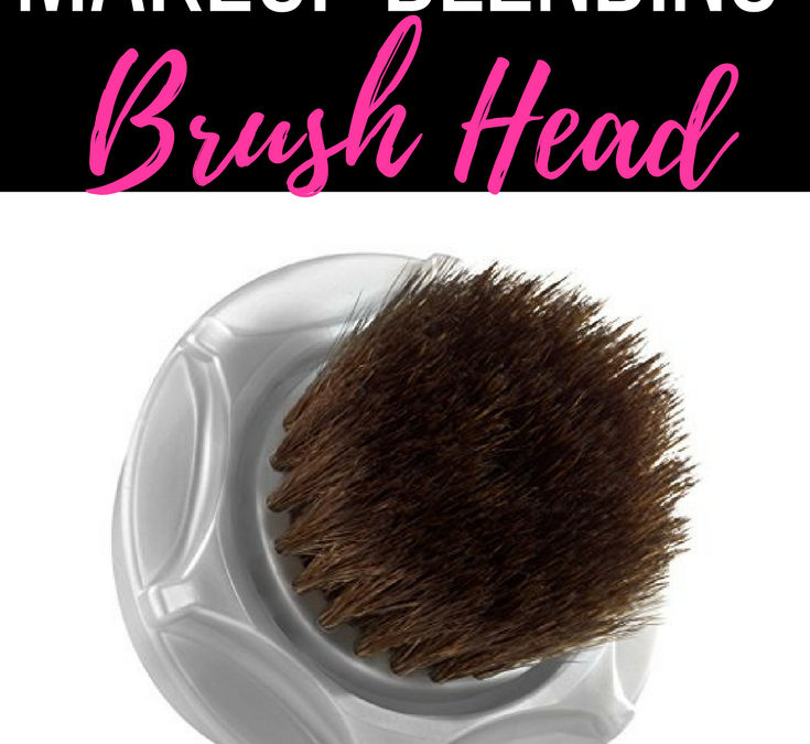 Clarisonic Sonic Foundation Makeup Brush Review