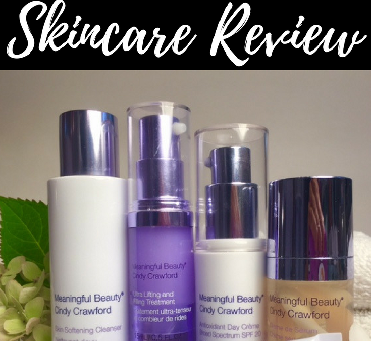 Meaningful Beauty® Skincare System Review