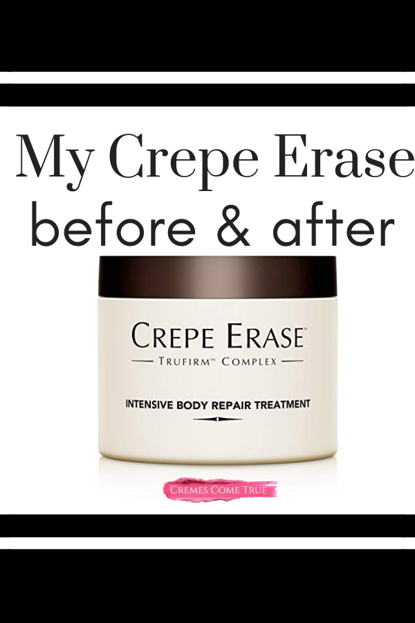 Crepe Erase Skincare Review Cremes Come True