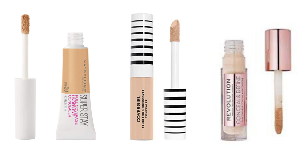 The Best Drugstore Concealers For Dark Circles Cremes Come True