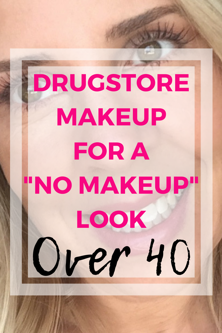 Everyday Makeup Over 8 - Drugstore Brands - Cremes Come True